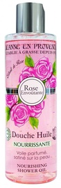 Jeanne en Provence Rose Envoutante 250ml Shower Oil