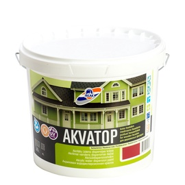 FASSAADIVÄRV AKVATOP PUNAKAS-PRUUN 3.6L
