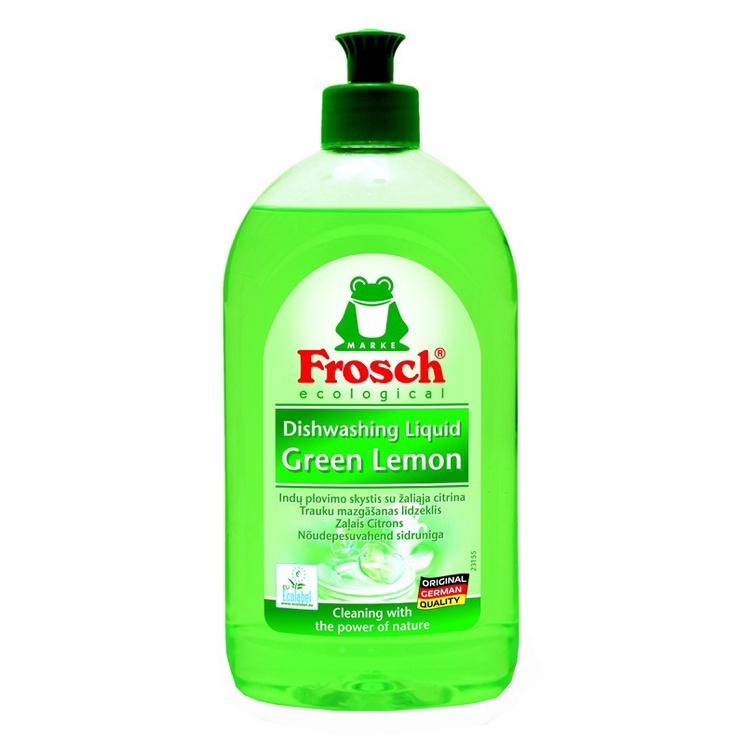 Nõudepesuvahend Frosch 500ml