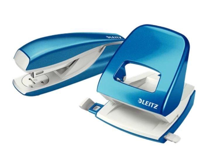 Leitz NeXXt Wow Office Stapler Blue