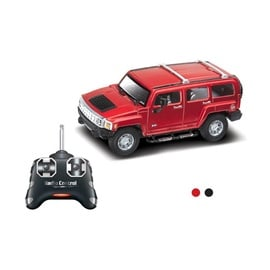 Žaislinė mašina valdoma radijo bangomis, raudona