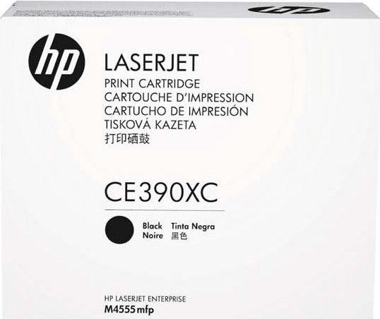 Lazerinio spausdintuvo kasetė HP Toner CE390XC Black
