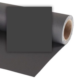 Colorama Studio Background Paper 2.72x11m Black