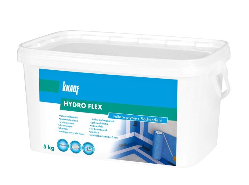 Teptinė hidroizoliacija Hydro Flex, 5 kg
