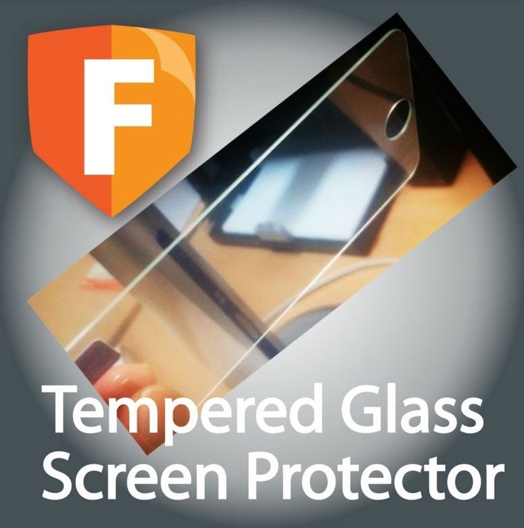 Tempered Glass Extreeme Shock Screen Protector for Samsung Galaxy Tab 4 LTE