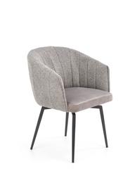 Стул для столовой Halmar K378 Grey, 1 шт.