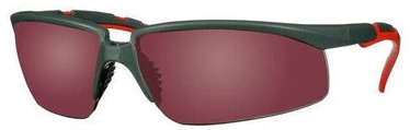 3M Solus 2000 Safety Glasses Gray/Red