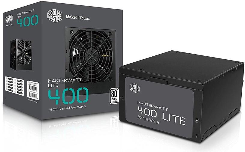 Cooler Master MasterWatt Lite Series 400W MPX-4001-ACABW