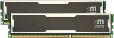 Mushkin Enhanced Silverline 2GB 800MHz CL5 DDR2 KIT OF 2 996758