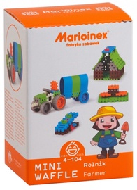 Marioinex Mini Waffle Farmer Medium Set 902554