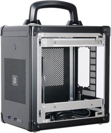 Lian Li PC-TU100B Mini Tower Mini-ITX Black