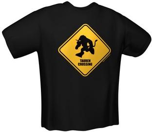 GamersWear Tauren Crossing T-Shirt Black M