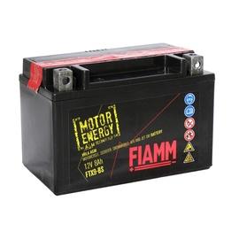 Akumuliatorius Fiamm Moto FTX9-BS, 8 Ah, 120 A, 12 V