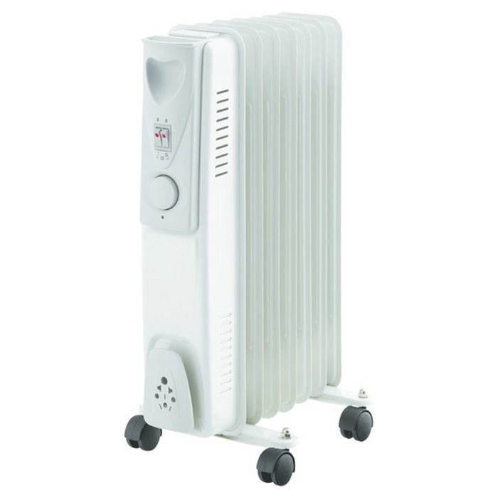 Масляный нагреватель Volteno VO0272, 600 Вт