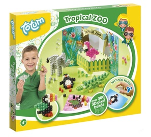 Totum Tropical Zoo Creativity Set 22041