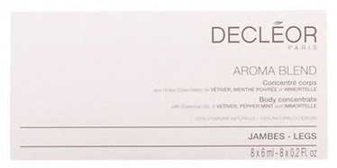 Decleor Aroma Blend Body Concentrate Legs 8x6ml
