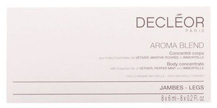 Концентрат Decleor Aroma Blend Legs, 48 мл, 8 шт.