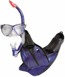 Rucanor Insula Snorkel Set 35/37 Blue