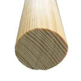 Деревянный брусок Planed Beam Round 44x44x2400 Joint