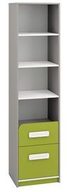 ML Meble Shelf IQ 06 Green