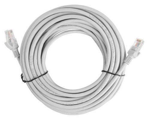 Lanberg Patch Cable UTP CAT5e 20m Grey