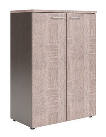 Skyland Wave WMC 85.1 Office Cabinet Sonoma Oak/Legno Dark