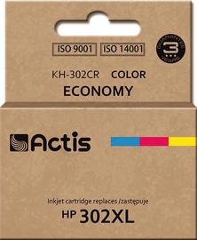 Кассета для принтера Actis Cartridge KH-302CR For HP 21ml MultiColor