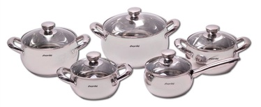 Kamille Cookware Set 10pcs KM4020S