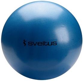 Jogos kamuolys SVELTUS 25cm mėlynas