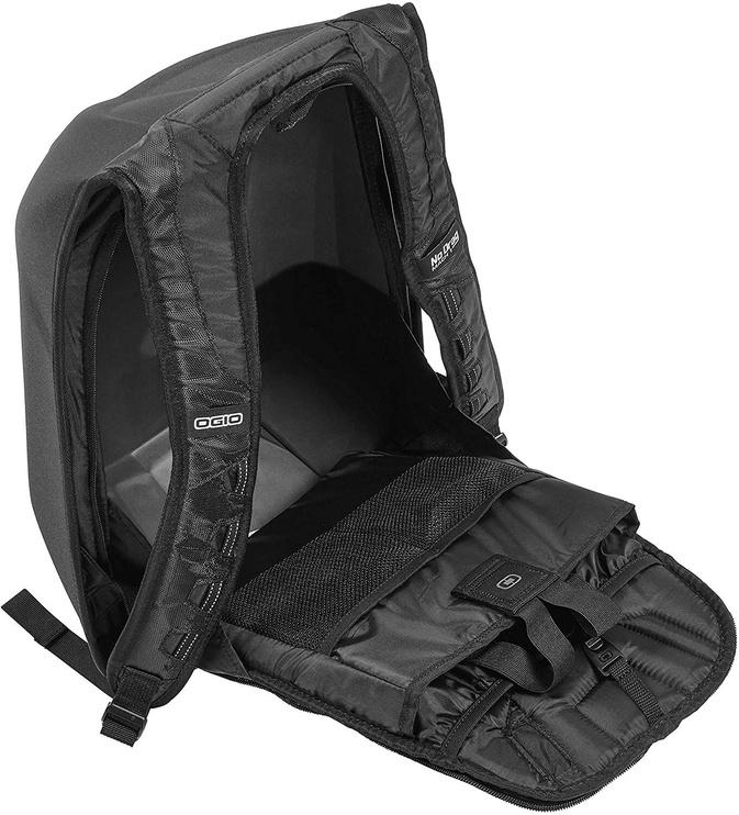 Ogio Mach 1 No Drag Motorcycle Backpack Black