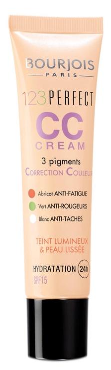 CC sejas krēms BOURJOIS Paris 123 Perfect 33, 30 ml