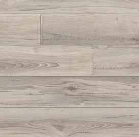 Laminuotos medienos plaušo grindys KRONOSTEP K418, 1285 x 242 x 8 mm, V4 griovelis