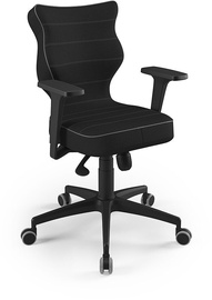 Entelo Perto Black Office Chair FC01 Black