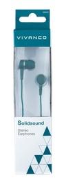 Vivanco Solidsound Stereo Earphones Green
