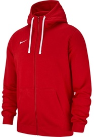 Nike Men's Sweatshirt Team Club 19 Full-Zip Fleece AJ1313 657 Red M