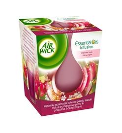 Aromātiskā svece Air Wick Essential Oils Berry Blossom, 20 h