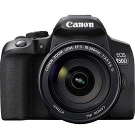 Peegelfotoaparaat Canon 850D EOS EF-S 18-200mm f/3.5-5.6 IS