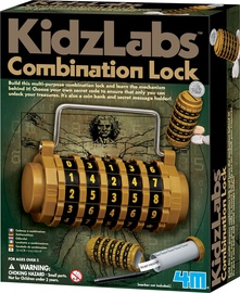 4M KidzLabs Combination Lock 3362