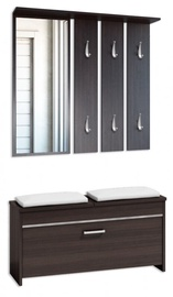 Top E Shop Roma Hall Unit Set Wenge
