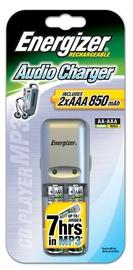 Bateriju lādētāja un bateriju komplekts Energizer Mini Charger, AAA, 850mAh, 2gab.