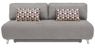 Sofa-lova Black Red White Roti Grey, 196 x 99 x 86 cm
