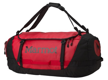 Marmot Long Hauler Duffle Bag 75L Red