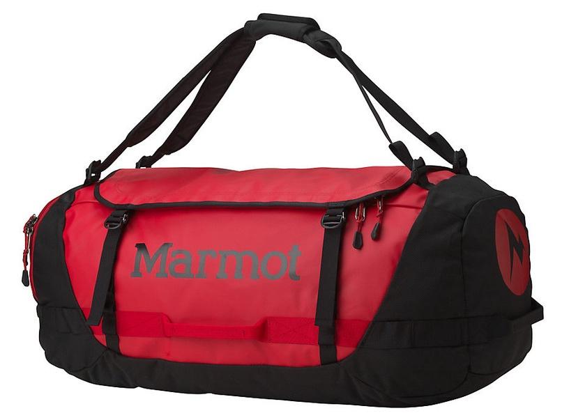 Marmot Long Hauler Duffle Bag 75L Red