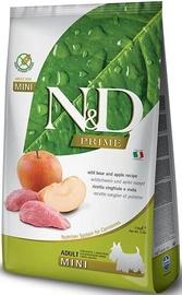 Farmina N&D Prima Wilde Boar & Apple Mini 2.5kg