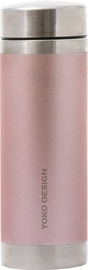 Yoko Design Isotherm LiberTea Glitter Tea Pot 0.35l Rose Satin