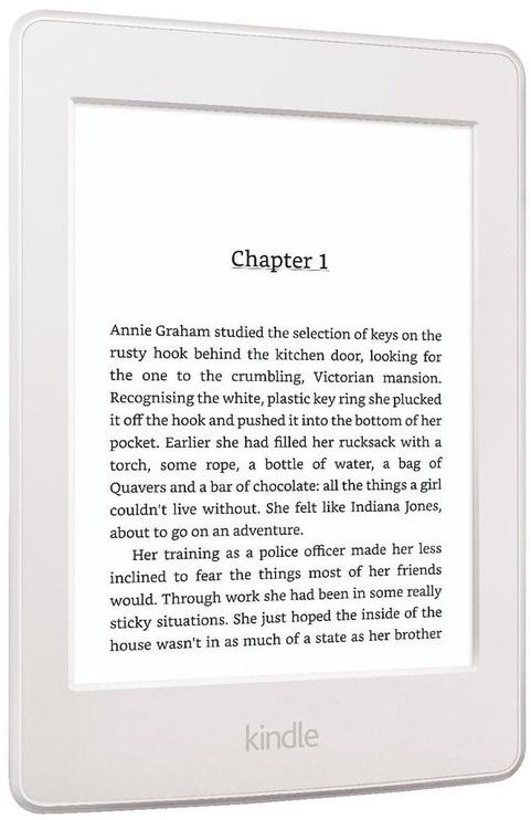 Amazon Kindle Paperwhite 3 WiFi With Advertising White