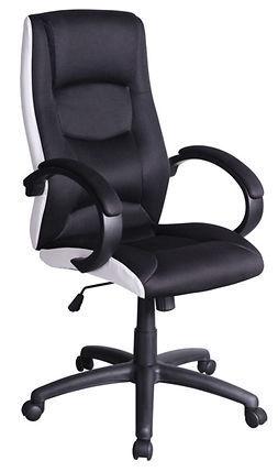 Офисный стул Black Red White Q41, черный
