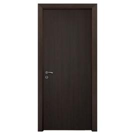 Durvju vērtne Omic 70x200cm, gluda, tumša