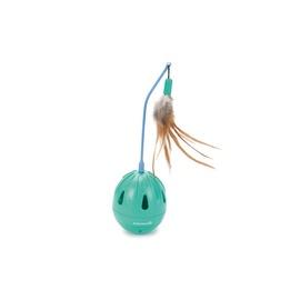 Žaislas katei Beeztees Wobbler turino, 9 cm ilgio