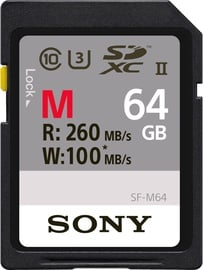 Sony 64GB SD UHS-II Class 10
